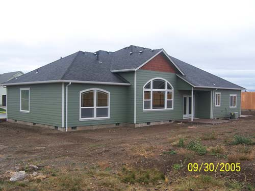 Trinity Custom Homes - Umpqua Rd. house project